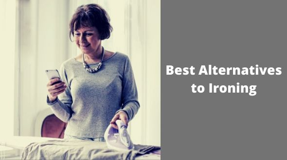 9 Great Alternatives to Ironing – Holiday Hacks!
