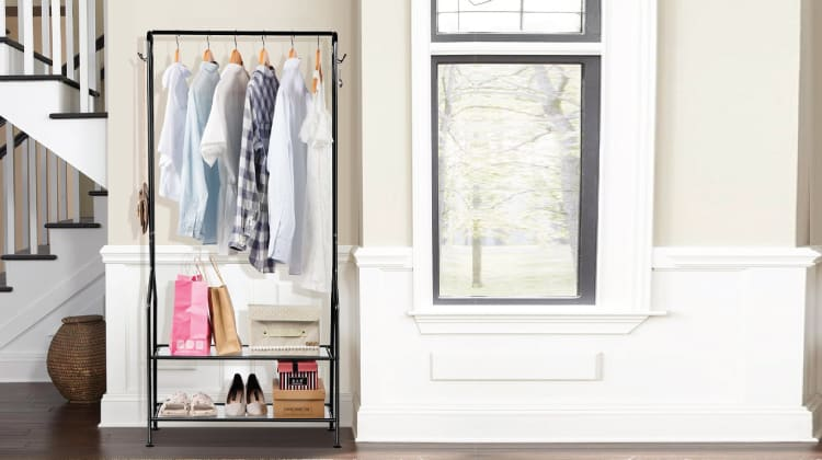 8 Best Clothes Racks Reviews For 2019 Recommended